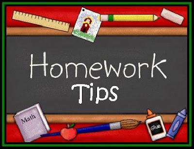 Top 4 Homework Tips For Children