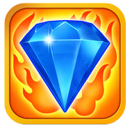 Bejeweled blitz by popcap.