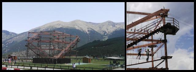 Airtrekk naturlandia Andorra