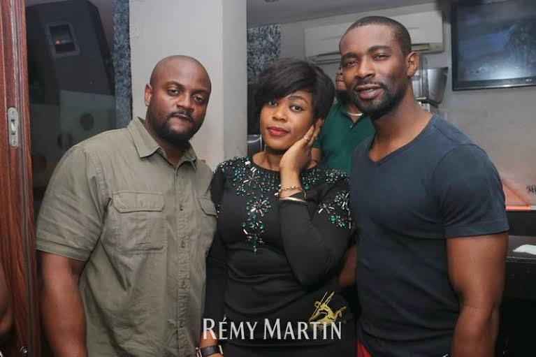 10 Photos from At The Club With Remy Martin party