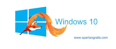 Firefox desarrollará su navegador para Windows 10
