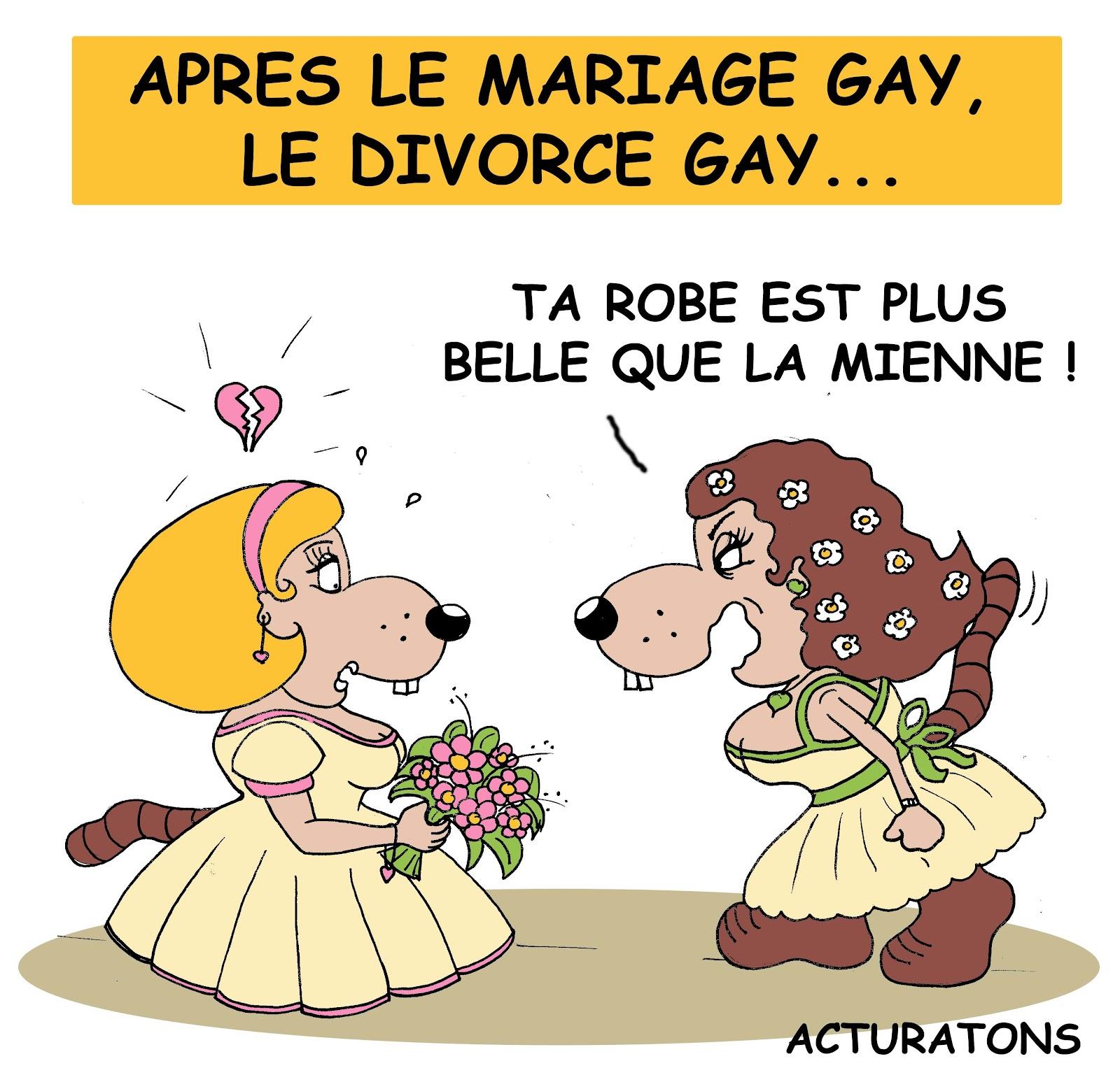 Du mariage civil au mariage pour tous : deux sicles d