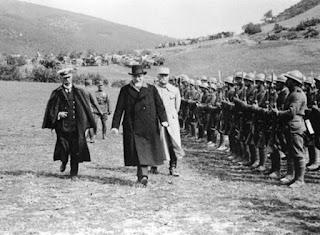 Σαν σήμερα το 1919 - Αποβιβάζονται στην Οδησσό τα πρώτα τμήματα της ελληνικής 2ης μεραρχίας στην Εκστρατεία της Κριμαίας.