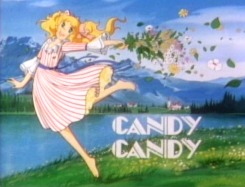 Lets Anime Its Candy Candys World Were Just Living in It