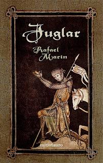 Libro Juglar, de Rafael Marín Trechera - Cine de Escritor