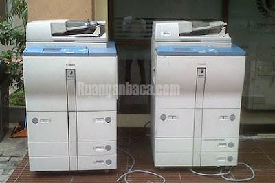 Kode Error Canon IR5000/IR6000 yang wajib diketahui pengusaha fotocopy