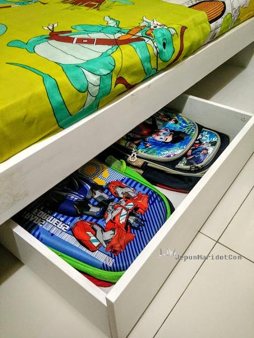 Bed storage box Ikea