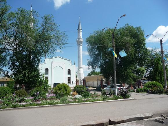 Новоолексіївка. Мечеть