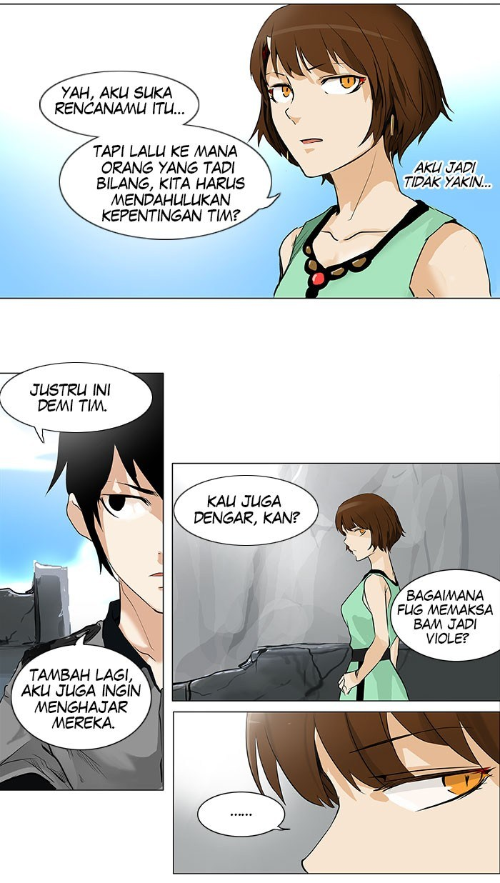 Tower of God Bahasa indonesia Chapter 182