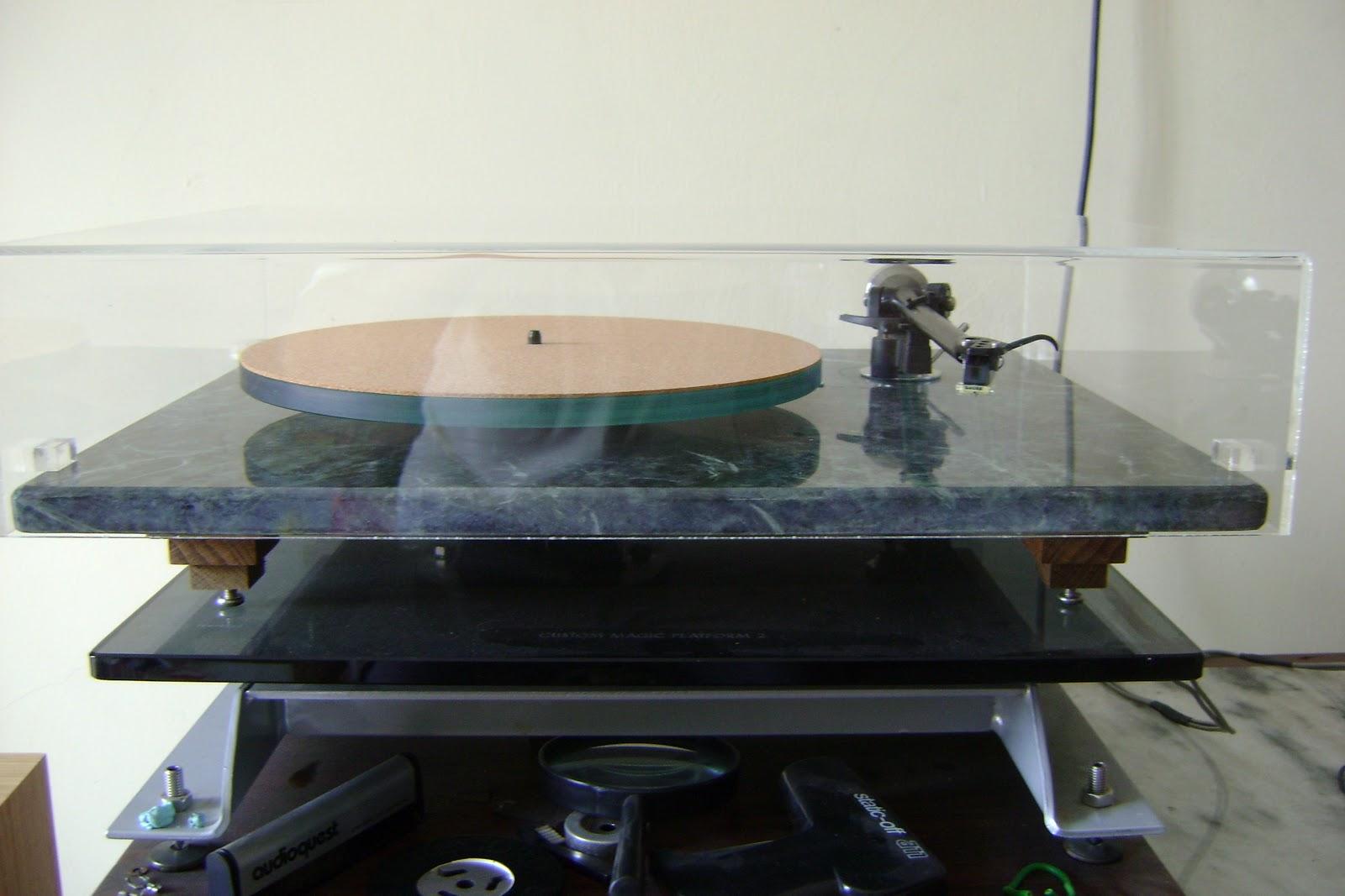 Kinta Valley Audio Rega Planar 3 Turntable Used Sold