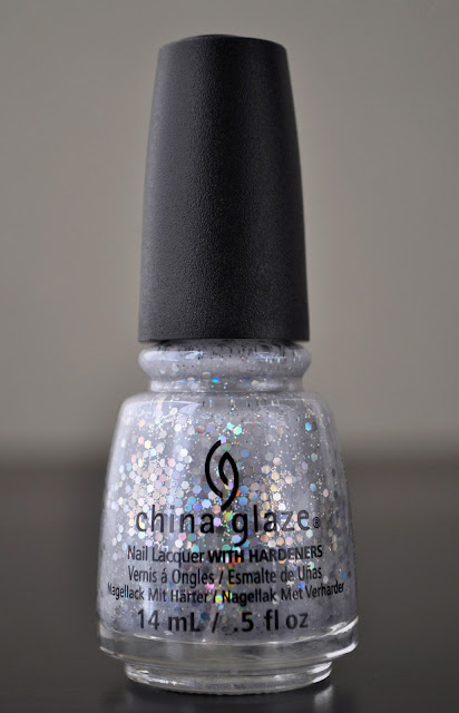 Don't Be A Snow-Flake...China Glaze Nail Lacquer
