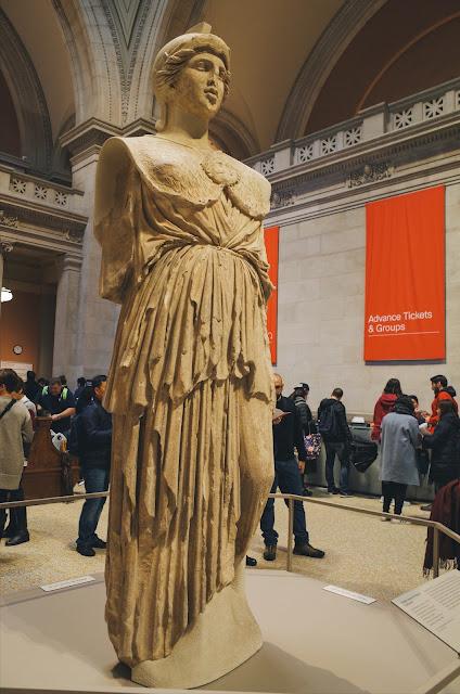 メトロポリタン美術館(The Metropolitan Museum of Art)|グレートホール(The Great Hall)
