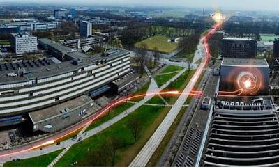 Test de Bell realizado en los Países Bajos