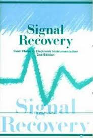 Download Signal recovery from noise in electronic instrumentation pdf free
