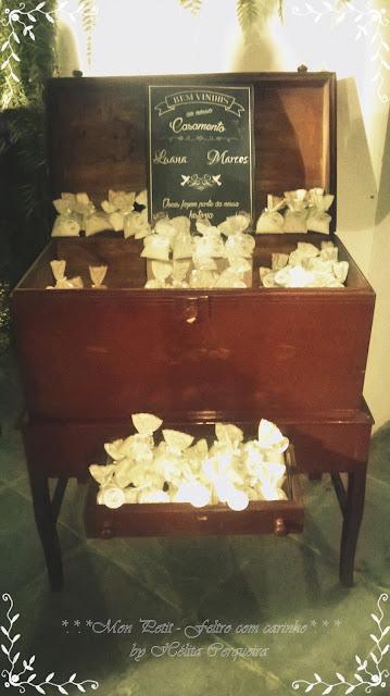 lembrancinha-casamento-sachê perfumado-vintage