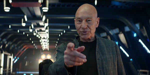 Patrick Stewart apporte de nouvelles infos autour de Star Trek: Picard