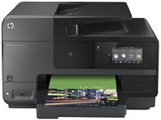 Picture HP Officejet Pro 8640 Printer