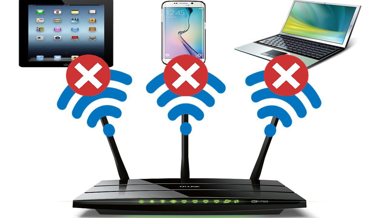 معرفة الأجهزة المتصلة معك على الشبكة وكيفية حجب الأجهزة عن طريق ال Mac Address