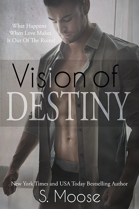 Release Day ~ Vision of Destiny (Infinity #2) by S. Moose