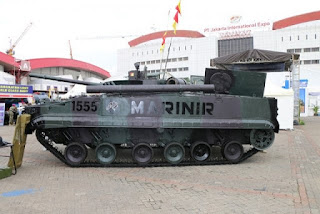 BT-3F Marinir TNI AL