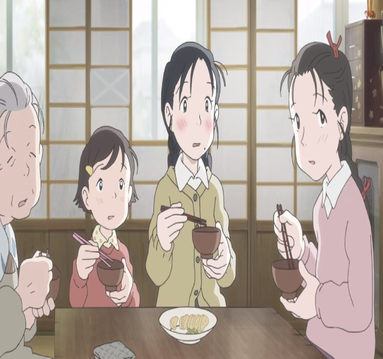 Old Neko In This Corner Of The World 2016 Film Review