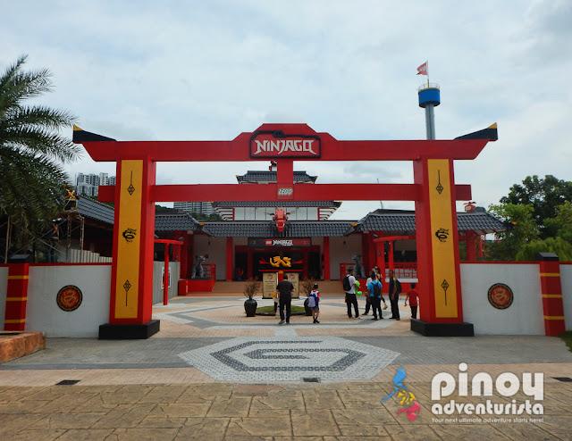 Tourist Spots Malaysia Theme Parks and Resorts