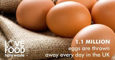 Un-egg-ceptable food waste!