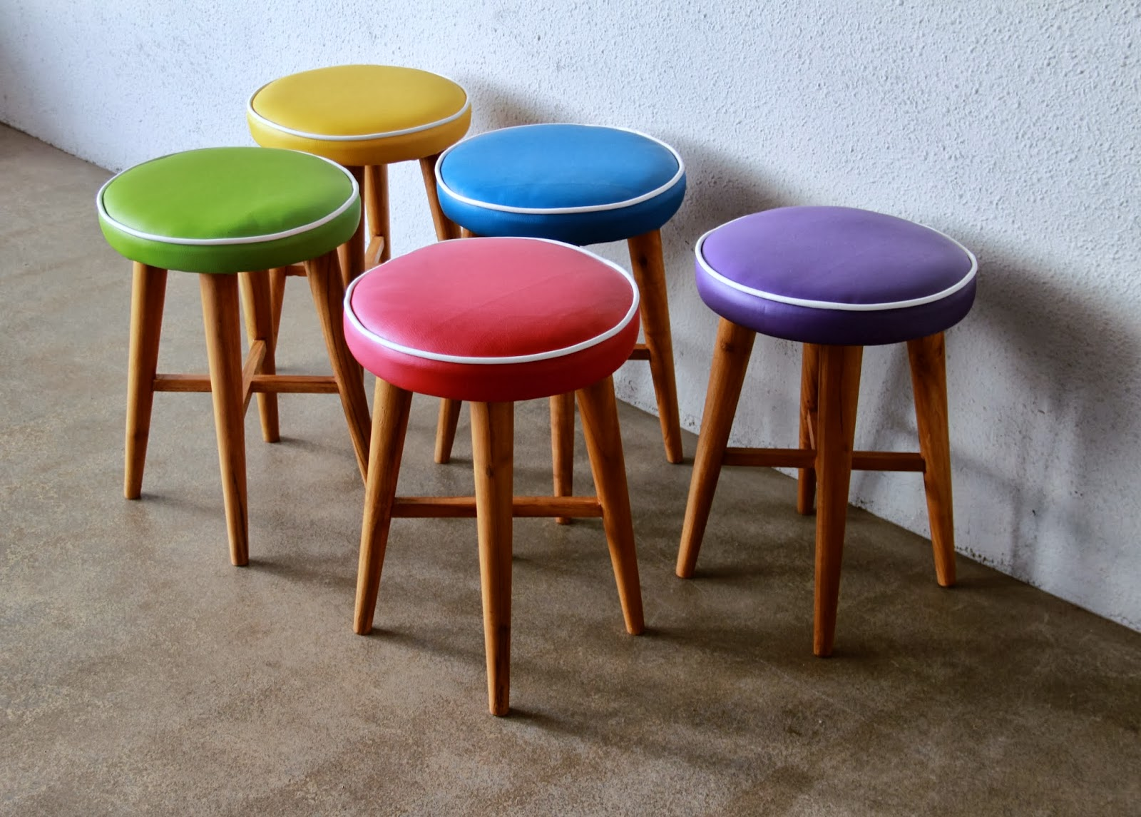 Bright Colored Bar Stools Second Charm Furniture Stools Barstools Bar Chairs And