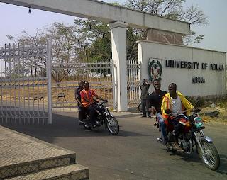 UniABuja Gate