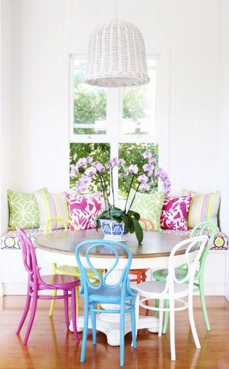 Colorful Home Decor Ideas