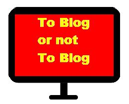 How To Start A Blog (Why And When) by Catherine E. McLean for Writers Cheat Sheets