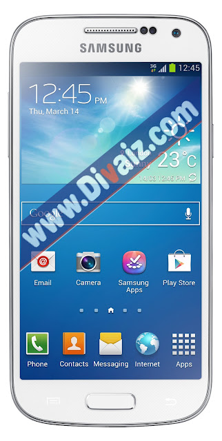 Samsung Galaxy S4 Mini - www.divaizz.com