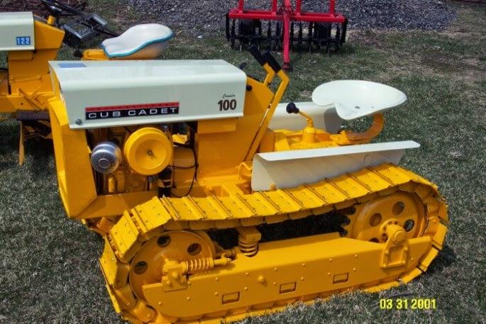 Compactors vintage roller