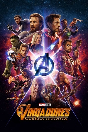 Vingadores - Guerra Infinita Blu-Ray Download