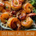 Clean Eating | Garlic Shrimp