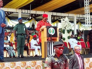 Chief Willie Obiano Speech at the South East Summit on Restructuring the Nigerian Federation