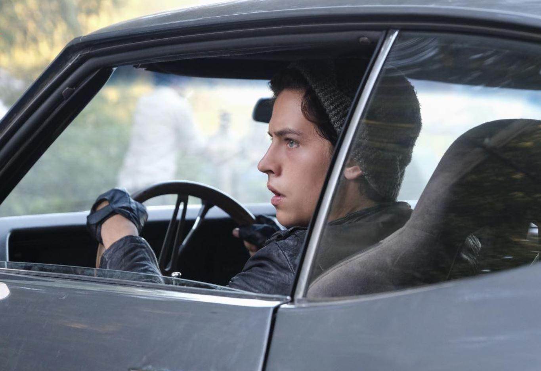 Cole Sprouse en Riverdale de CW