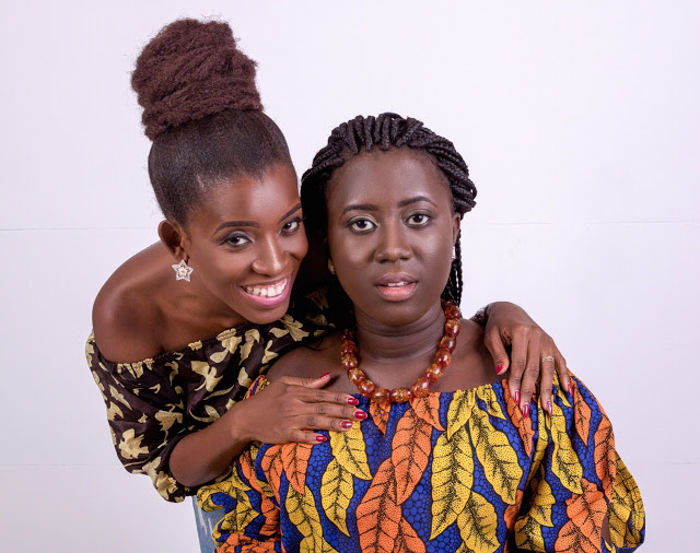 Defying the Odds, A 14 Year Old Nana Yaa With Autism Turns Photo Model