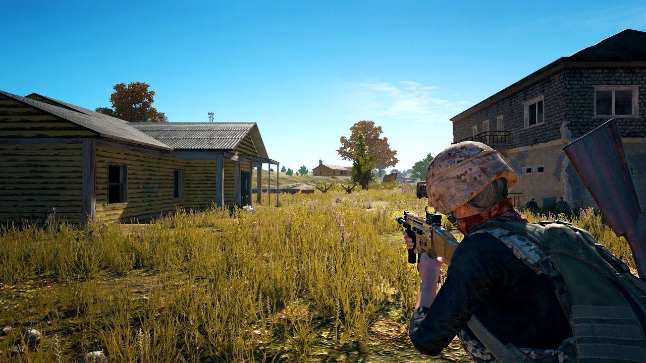 Playerunknown's Battlegrounds - PC İçin Mükemmel Hayatta Kalma Oyunları
