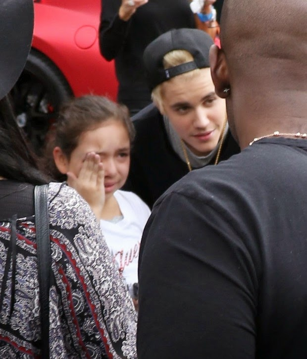 Mirim fan gets emotional in meeting with Justin Bieber, now Platinum