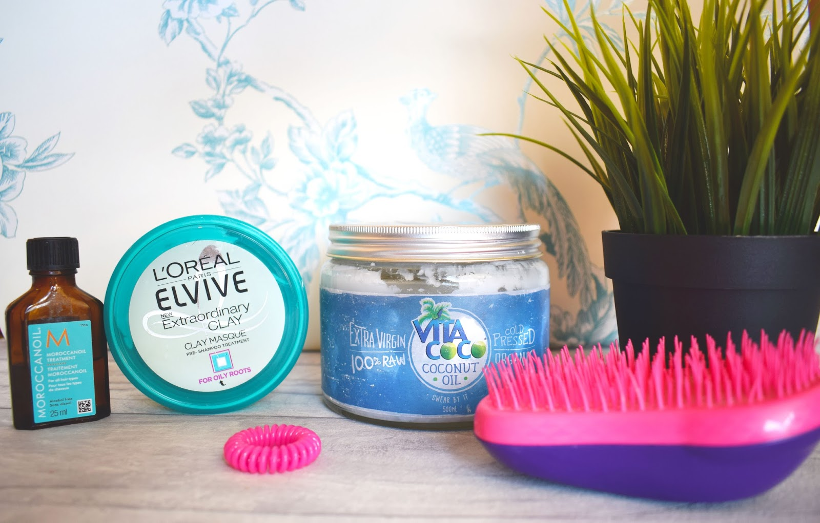 lebellelavie - Five hair products that I can't live without
