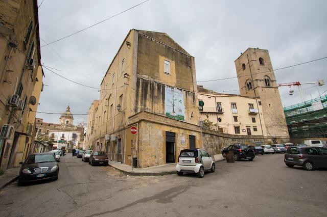 Torre di San Nicola di Bari all'Albergheria-Palermo