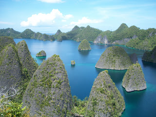 Raja Ampat Island : Keindahan Wisata Bawah Laut di Perairan, Ekosistem Laut Terumbu Karang & Film Dokumenter