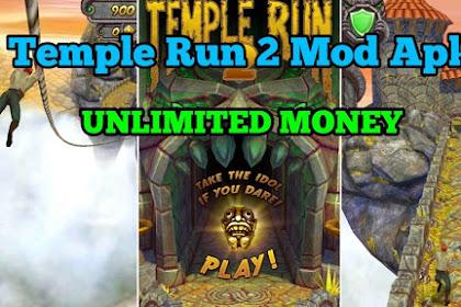 Temple Run 2 Mod 1.62.1  Apk Hack (Unlimited Money)