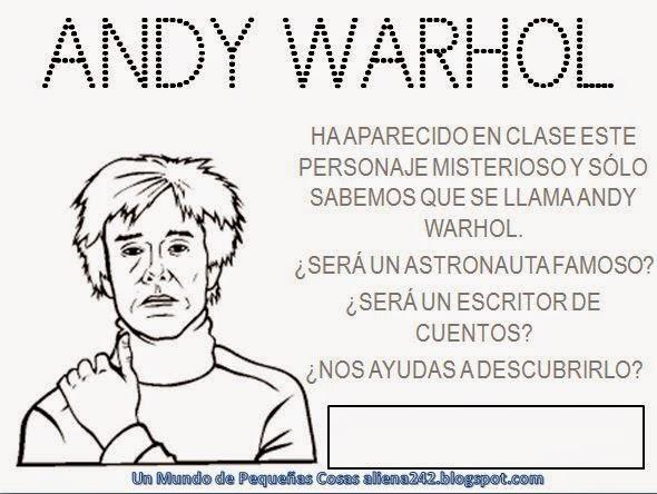 665.- ¿Quién es Andy Warhol?