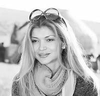 Den usbekiske president-dottera Gulnara Karimova fekk 30 millionar dollar frå Vimpelcom under Jo Lunder.. Bilete.
