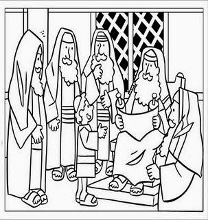 Jesus Y Los Ninos Dibujos Para Colorear Imagesacolorierwebsite