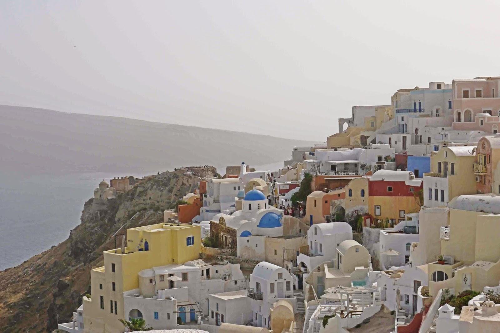 Oia Santorini