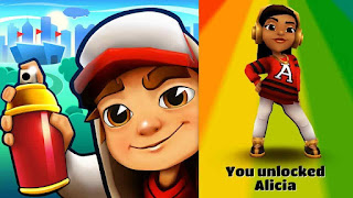 Subway Surfers Atlanta Mod Apk v1.98.0 Unlimited Everything Terbaru 2019