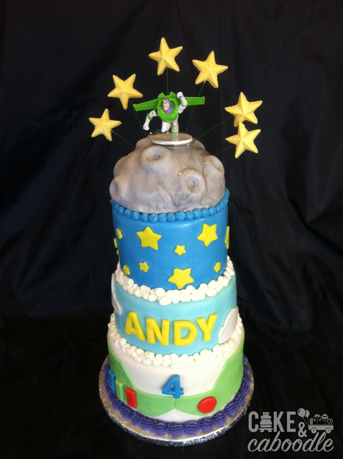 Buzz Lightyear Cake Cake And Caboodle